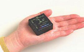 無線で状態監視 MicroStone製加速度センサ「MVP-RF3-HC」