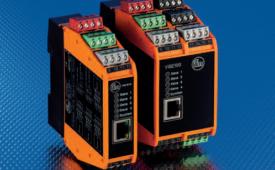 常時状態監視で予兆保全 ifm efector製振動センサ